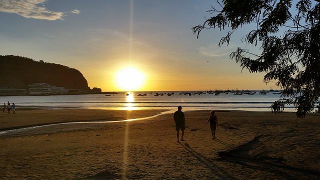 Few Eyecatching Beaches of Nicaragua
