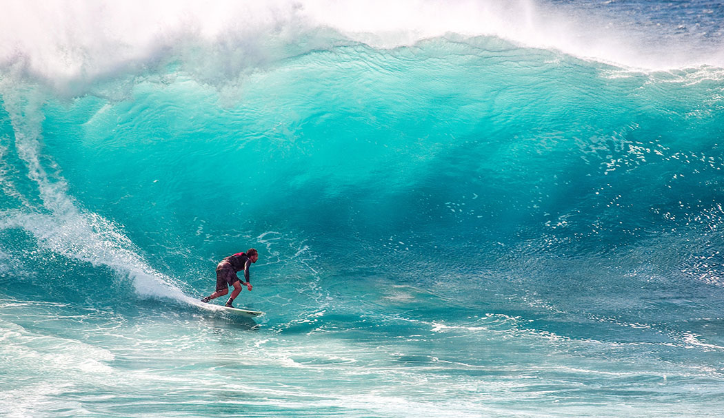 guide for beginners to surfing