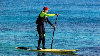 Swimwear purchasing guide for surfer woman