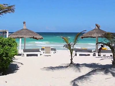 Playa Mambo Eco Cabanas